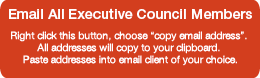 Email ALL Executive Council